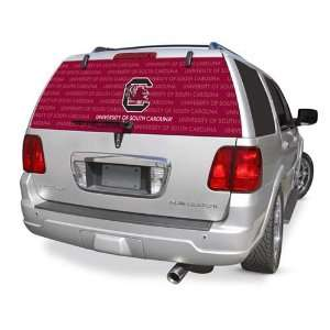 South Carolina Rear Window Rearz Sticker   Decal Sports