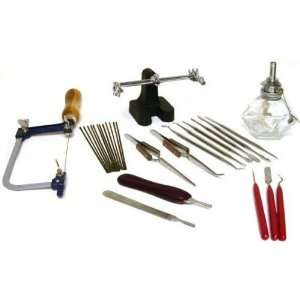 Jewelers Wax Carving & Carver Saw Blades & Solder Tool Home & Kitchen