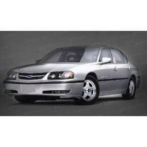 Chevy Impala Chrome Door Handle Trim 2002 2005 Automotive