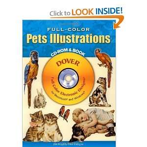 (Dover Electronic Clip Art) (9780486995267) Dover, Clip Art Books