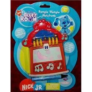 Blues Clues Blues Room Boogie Woogie Notebook