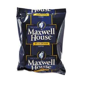 Maxwell House Coffee Filter Packs MWH390390  Grocery