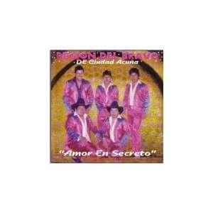 Amor En Secreto: Region Del Bravo De Ciudad Acuna: Music
