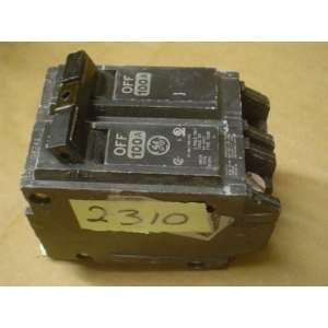 Circuit Breaker General Electric RV 2937 2 Pole 100A Home Improvement