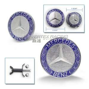 HOOD BADGE TRUNK EMBLEM E320 E430 E500 E55 W210 W211 E Automotive