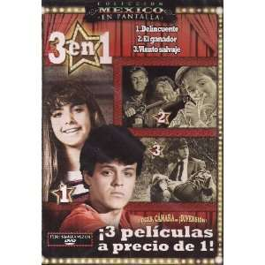 and 4 dvd. Import   Latin America] Pedro Fernandez Movies & TV