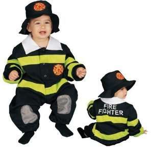 Baby Fire Fighter Costume Toys & Games