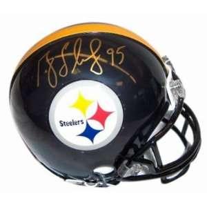 Lloyd (Pittsburgh Steelers) Football Mini Helmet