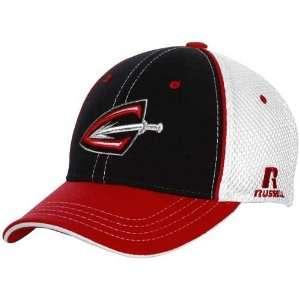 Cleveland Gladiators Youth Black Red Mesh Flex Hat