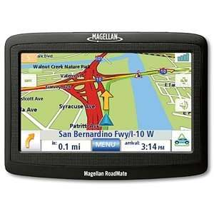 Magellan RoadMate 1430 GPS   4.3 Wide Touchscreen GPS & Navigation