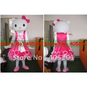 rose dress hello kitty mascot costumes for party Toys & Games
