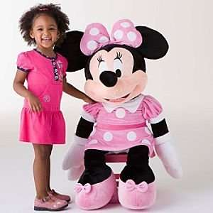 Disney Giant Minnie Mouse Plush Toy   42 Toys & Games