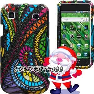 T959 Galaxy S Accessory Case Cover   Jamaican Fabric