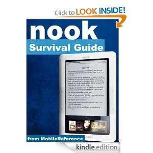 Nook Survival Guide   Step by Step User Guide for the Nook eReader