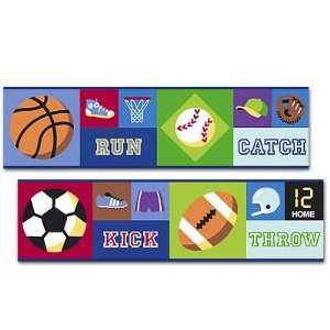 Game On Wall Border by Olive Kids
