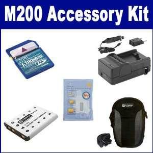 Kodak Easyshare Mini M200 Digital Camera Accessory Kit