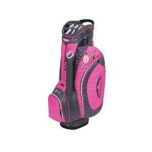 Sun Mountain Lady 2010 S1 Cart Bag  Storm   Pink Sports