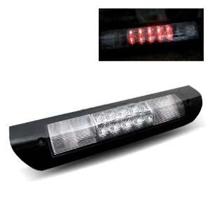 02 05 Dodge Ram Chrome LED 3RD Brake Light Automotive