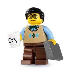 Lego Minifigures Series 7   Computer Programmer Toys & Games