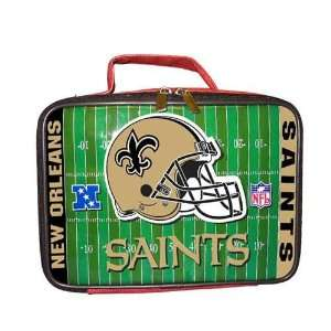 New Orleans Saints NFL Soft Sided Lunch Box