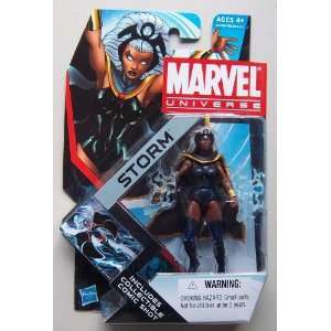 Marvel Universe 3 3/4 Inch Series 17 Action Figure Storm