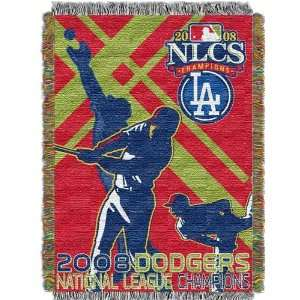 Northwest Tapestry MLB 2008 National League Champions   Phillies