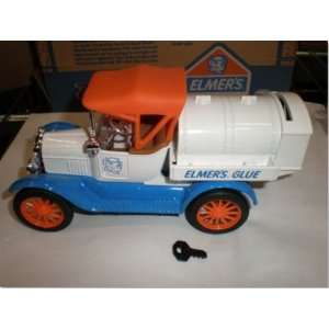 ERTL Ford Model T Elmers Glue Die Cast Truck Bank