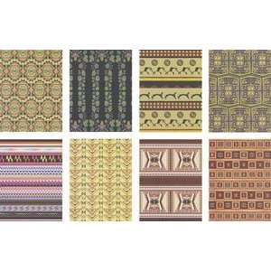 Design Paper, Pkg of 32 Sheets, Native American Arts, Crafts & Sewing
