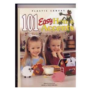 101 Easy Home Accents (Plastic Canvas) (9781882138548