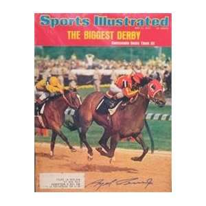 Magazine (Horse Racing, Jockey)