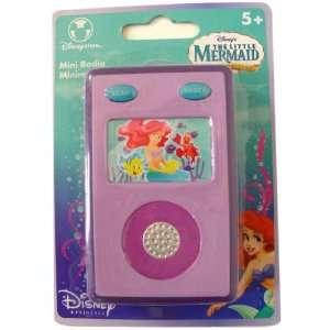 Disney Princess Birthday Cakes on Disney Princess Little Mermaid Radio Ariel Mini Radio Toys Games