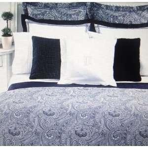 Lauren Ralph Lauren Suite Paisley Navy Queen Comforter