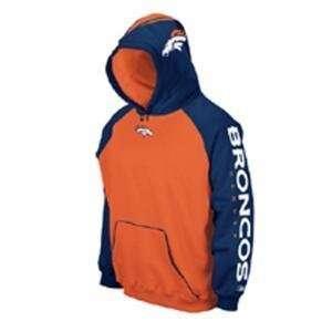 CollegeGear Denver Broncos Reebok Helmet Hoody  Sports