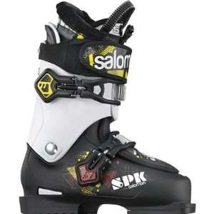 Salomon SPK 85 Ski Boots 2012   23.5: Sports & Outdoors