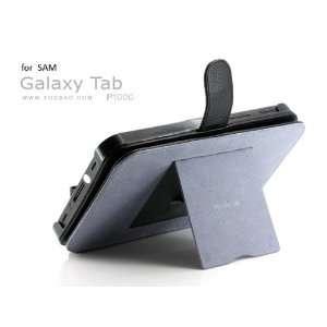 (TM) Slim case for Samsung Galaxy Tab P1000 BLACK Electronics