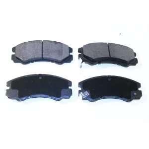 Prime Choice Auto Parts SMK579 Premium New Semi Metallic Front Brake