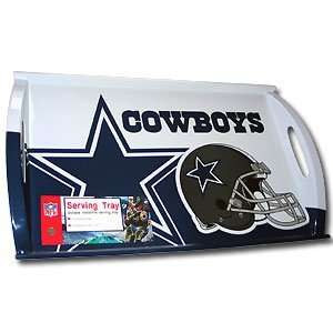 Dallas Cowboys Serving Tray   NFL Football Fan Shop Sports Team