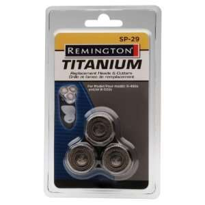 REMINGTON REPL. HDS/CUT REPLACEMENT HEAD 4 R450S R650S Beauty