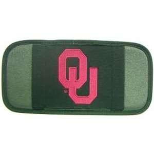 Oklahoma Sooners OU NCAA 12 Disc Cd Visor Electronics