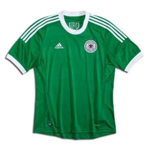 New Soccer Jersey Euro 2012 New Germany Away Green Short