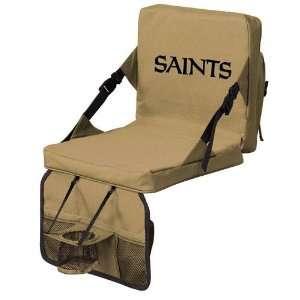 New Orleans Saints NFL Folding Stadium Seat