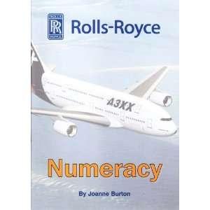Numeracy   Rolls Royce Flying High (9781903911082