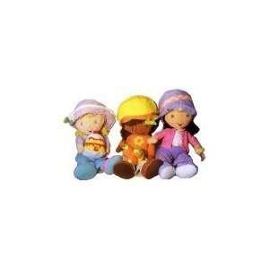 48 STRAWBERRY SHORTCAKE RAG DOLL ASSORTMENT Toys & Games