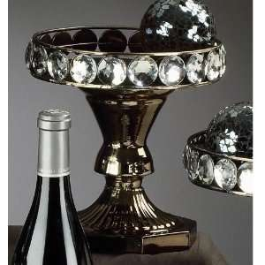 Small Round Table Top Tray Stand Jewelry Centerpiece