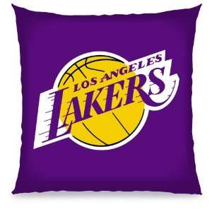 Los Angeles Lakers NBA 18 in Toss Pillow Sports
