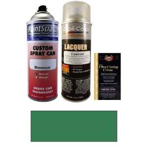 12.5 Oz. Dark Green Pearl Spray Can Paint Kit for 1996