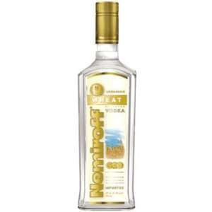 Nemiroff Ukranian Wheat Vodka 1 Liter Grocery & Gourmet Food