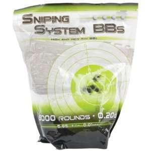 Grade .20g BB Expert Sniping System (5000ct Bag)