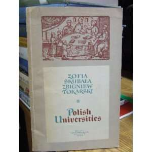 Polish universities: Zofia Skubala:  Books