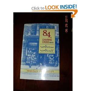 84, Charing Cross Road (9781559210546) Helene Hanff, Anne